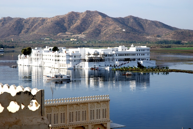 Photo - Udaipur, le Lake Palace