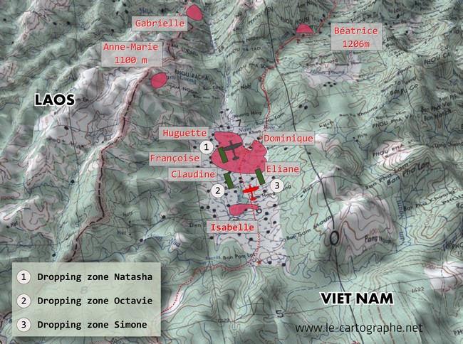 dien bien phu carte 60 years ago    Eugen Systems Forums
