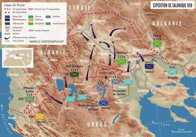 les grandes batailles de la 1 re et 2de guerre mondiale